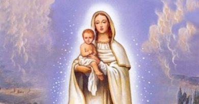 Dia de Nossa Senhora das Neves
